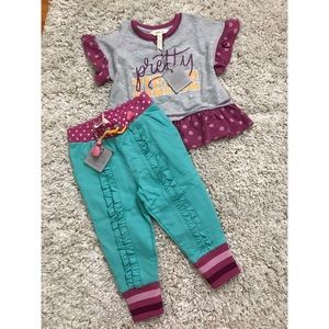 Matilda Jane Jogger Set